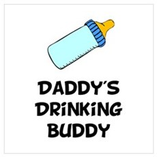 Drinking Buddy Poster
