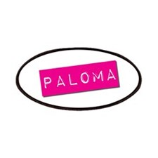 Paloma Punchtape Patches