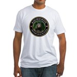 Fitted Bear Hunting T-Shirt