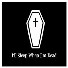 Morbid Insomniac Poster