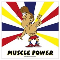 Muscle Power Poster