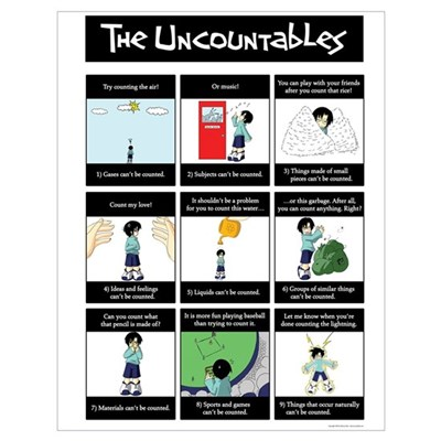 The Uncountables Poster