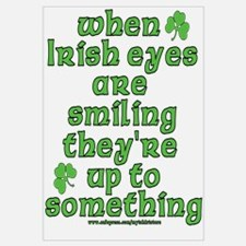 When Irish Eyes Are Smiling Joke