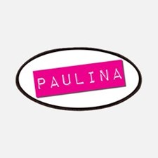 Paulina Punchtape Patches