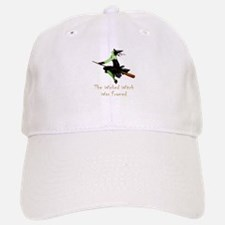 The Wicked Witch Was Framed Baseball Baseball Cap