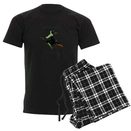 Surrender Dorothy Men's Dark Pajamas