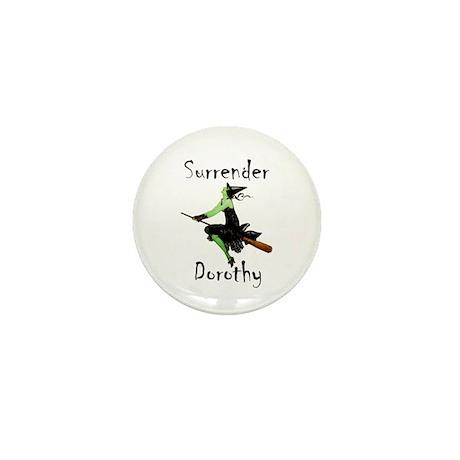 Surrender Dorothy Mini Button (10 pack)