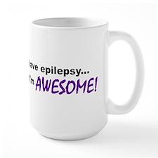 Awesome With Epilepsy Mug