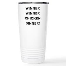 WINNER Travel Mug