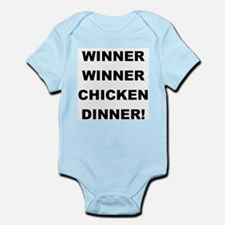 WINNER Infant Bodysuit