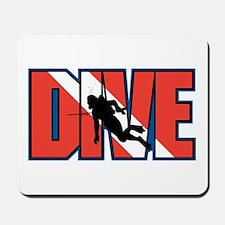 Dive Mousepad