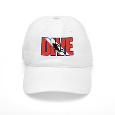 Dive Baseball Cap