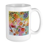 """I Love You Mom"" Large Mug"