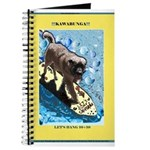 """Surfing Dog"" Journal"