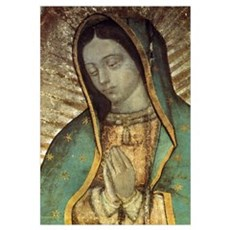 Our Lady of Guadalupe Canvas Art