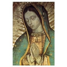Our Lady of Guadalupe Poster