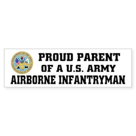 Proud Parent of a U.S. Army Airborne Infantryman
