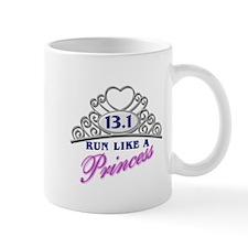 Run Like A Princess Mug