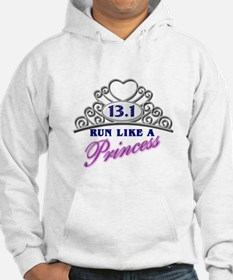 Run Like A Princess Hoodie Sweatshirt