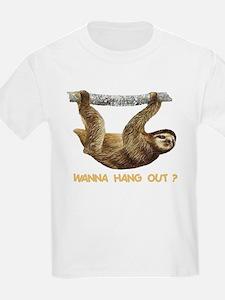 WANNA HANG OUT? T-Shirt