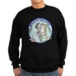 Salty Old Dog Sweatshirt (dark)