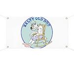 Salty Old Dog Banner