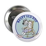 """Salty Old Dog 2.25"""" Button (10 pack)"""