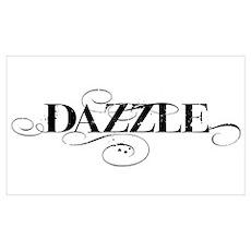 Dazzle Poster