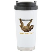 WANNA HANG OUT? Travel Mug