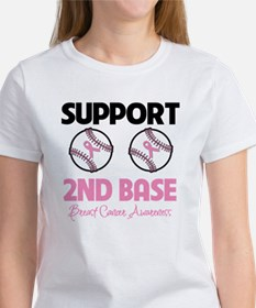Support 2nd Base Tee