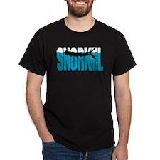 Snorkel Black T-Shirt