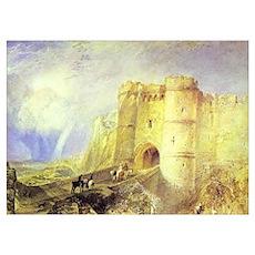 Carisbrook Castle Poster
