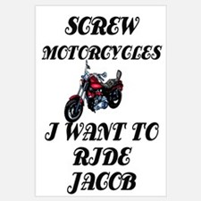 Cool New moon motorcycles Wall Art