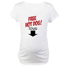 Free hot dog! Shirt