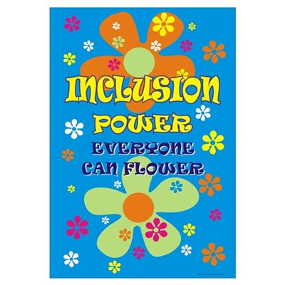 Inclusion Power Canvas Art