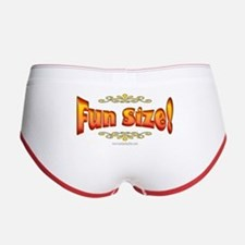 Fun Size... Women's Boy Brief