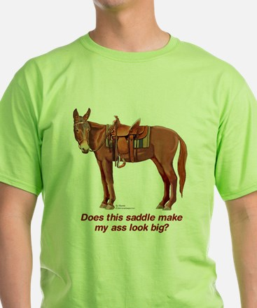 Ass Look Big Mule T-Shirt