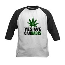 Yes we cannabis Tee