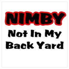 NIMBY Poster