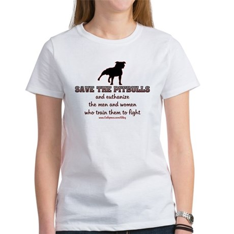 PitBull Save Women's T-Shirt