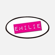 Emilie Punchtape Patches