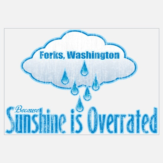 Sunshine is Overrated in Forks