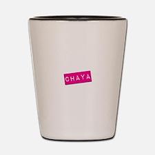 Chaya Punchtape Shot Glass