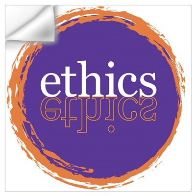 Ethics Wall Decal
