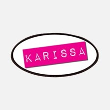 Karissa Punchtape Patches