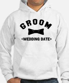 Groom (Your Wedding Date) Hoodie
