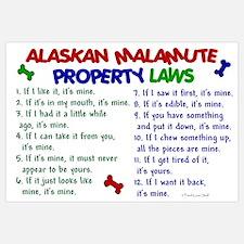 Alaskan Malamute Property Laws 2