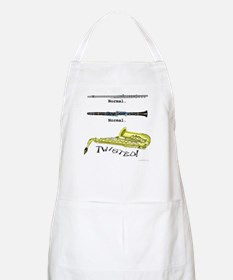 Twisted Sax BBQ Apron