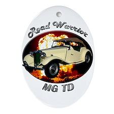 MG TD Ornament (Oval)