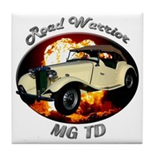 MG TD Tile Coaster